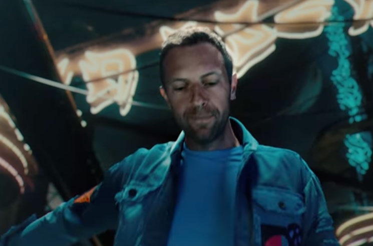 Coldplay Go All 'Blade Runner' for Their 'Higher Power' Video
