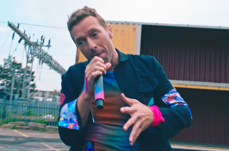 Coldplay's Chris Martin Says His Self-Worth Is Low 'Without Wembley Stadium Saying, 'You're Awesome''