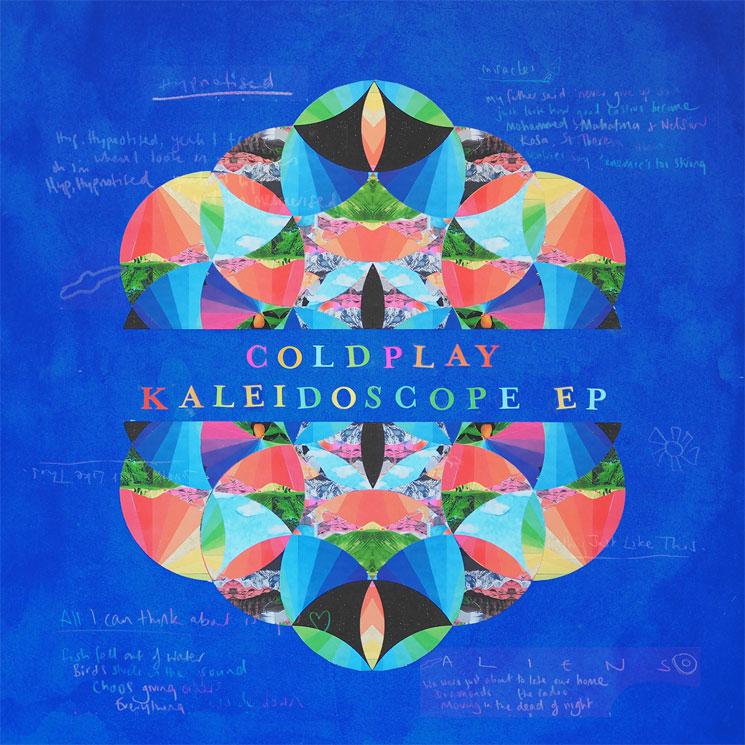 Coldplay 'Kaleidoscope' (EP stream)