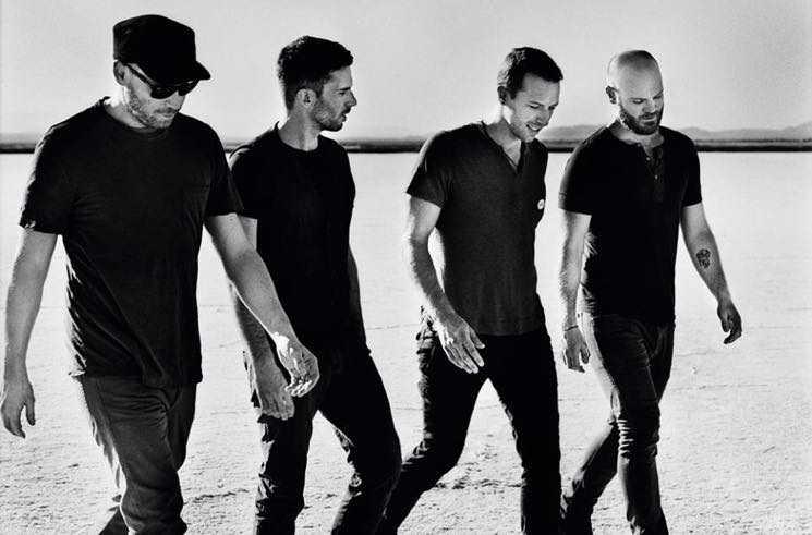 Coldplay announces new double album Everyday Life