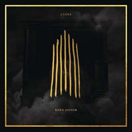 J. Cole Reveals 'Born Sinner' Tracklist, Brings Out Kendrick Lamar, 50 Cent, Dirty Projectors' Amber Coffman