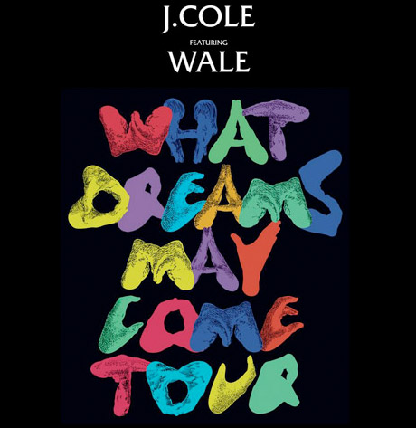 "J. Cole and Wale Hit Toronto on ""What Dreams May Come Tour"""