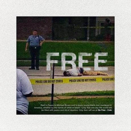 "J. Cole ""Be Free"""