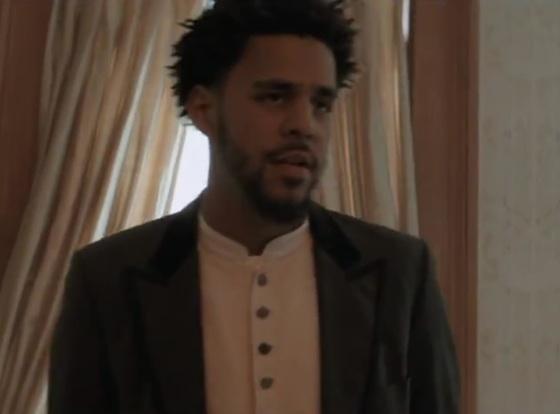 J. Cole 'G.O.M.D.' (video)