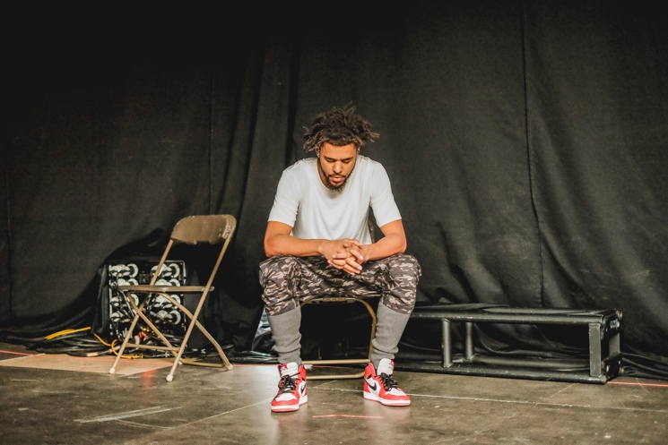 J. Cole Launches Documentary Series Ahead of HBO Special