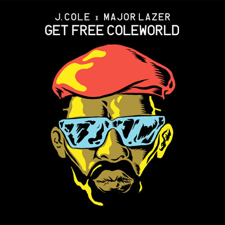 "J. Cole & Major Lazer ""Get Free ColeWorld"""