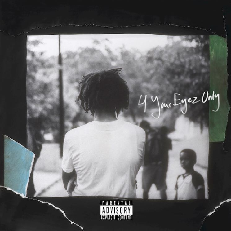 J. Cole '4 Your Eyez Only' (album stream)