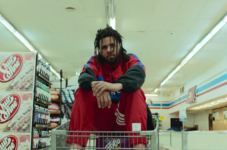 Watch J. Cole's Video for 'Middle Child'
