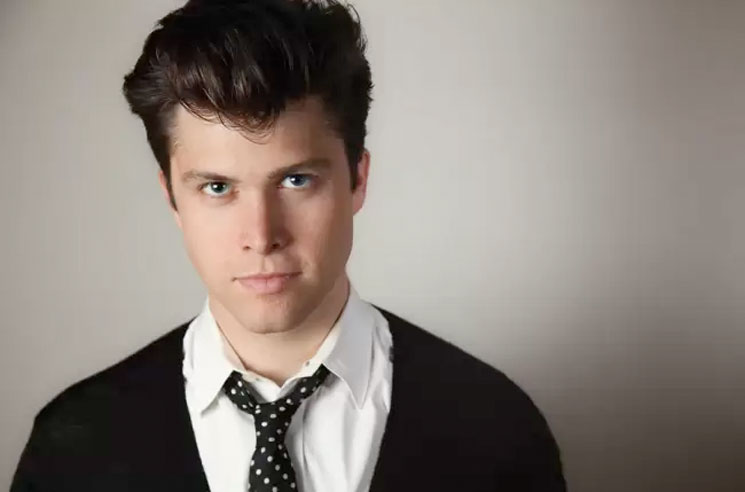 'SNL' Head Writer Colin Jost Is Releasing a Book About How Punchable He Is