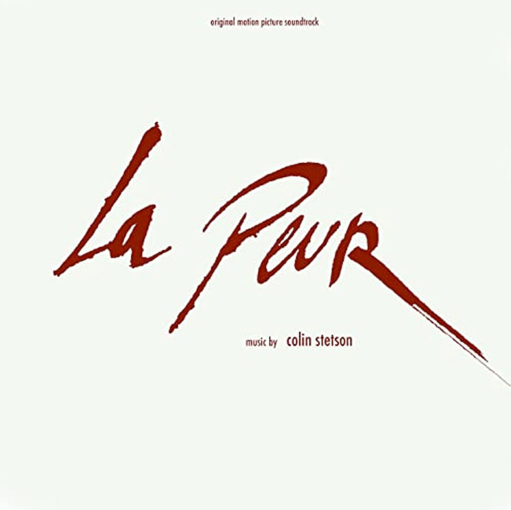 Colin Stetson Releases His Soundtrack for 'La Peur'