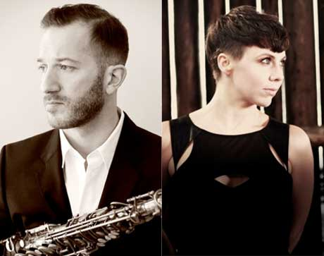 Colin Stetson and Sarah Neufeld Team Up for 'Blue Caprice' Score