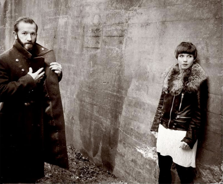 Colin Stetson and Sarah Neufeld Announce North American Tour