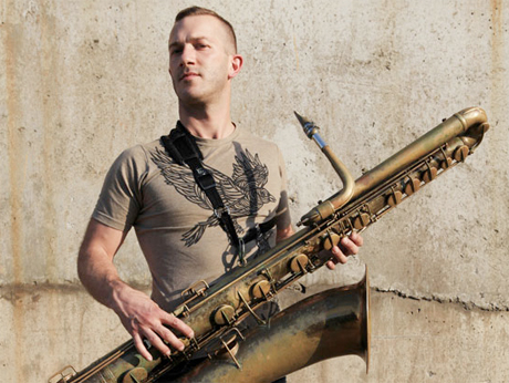 Colin Stetson Recruits Bon Iver's Justin Vernon for 'New History Warfare Vol. 3'