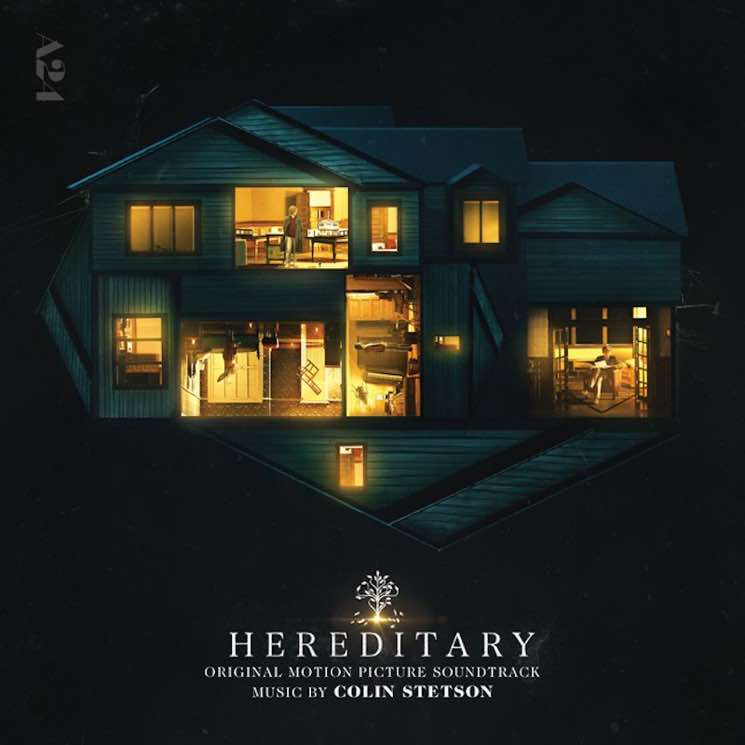Stream Colin Stetson's Terrifying Soundtrack to 'Hereditary'