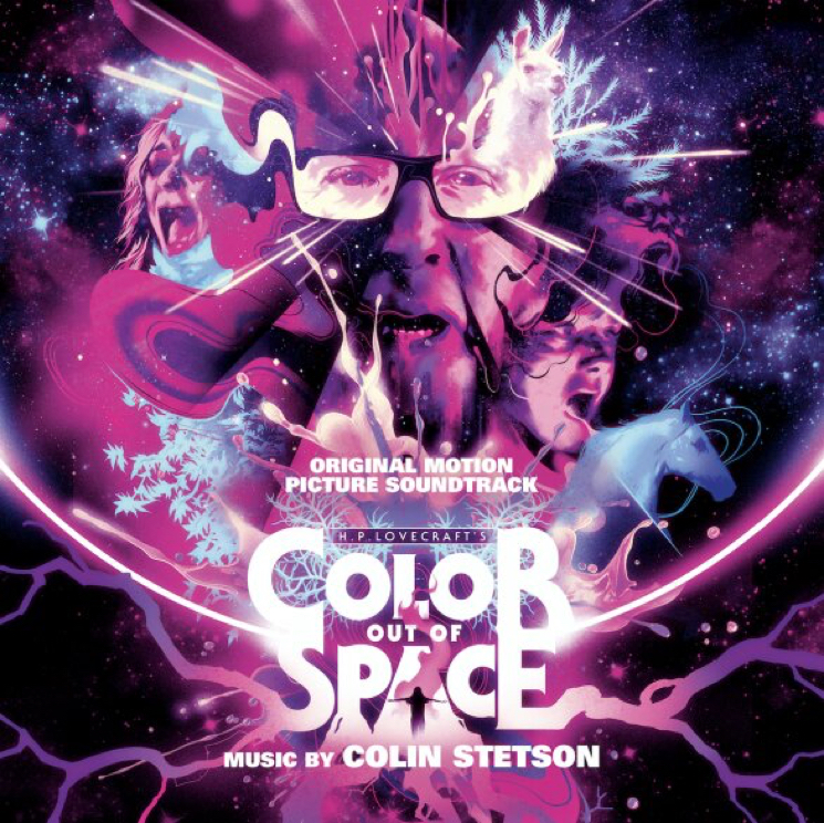 Colin Stetson's 'Color Out of Space' Soundtrack Gets Vinyl Release
