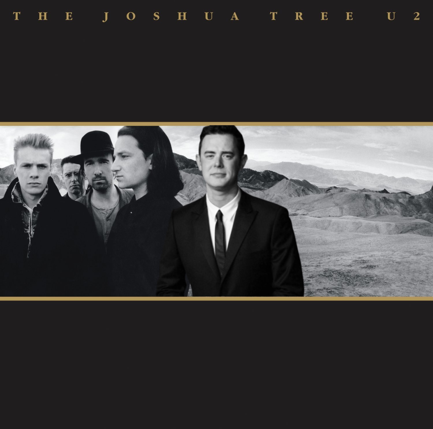 Colin Hanks Challenges Twitter to Find a More Iconic Album Opener Than U2's 'The Joshua Tree'
