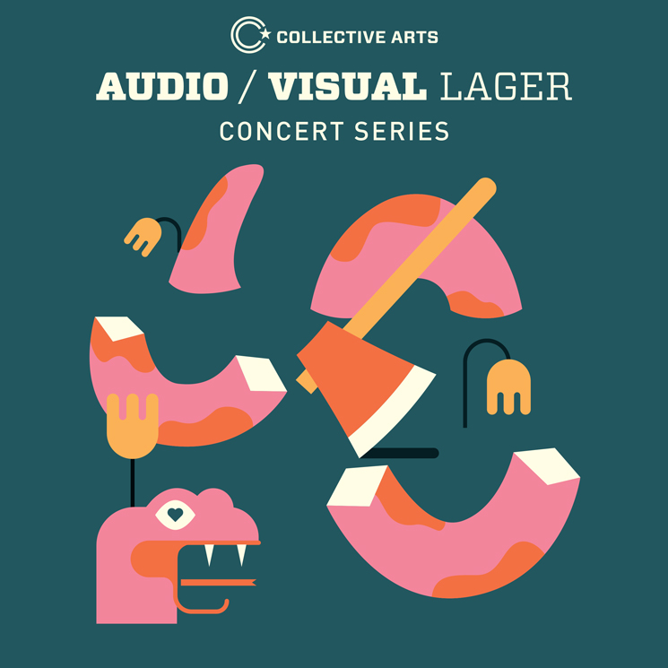 Celebrate Art, Music and Beer at Collective Arts' Audio/Visual Lager Launch