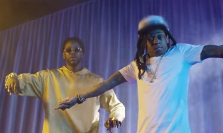 "2 Chainz & Lil Wayne ""MFN Right"" (remix) (video)"