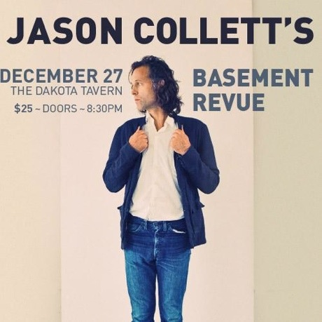 Jason Collett Brings Basement Revue Series Back to Toronto, Gears Up for Canadian Dates with Bahamas