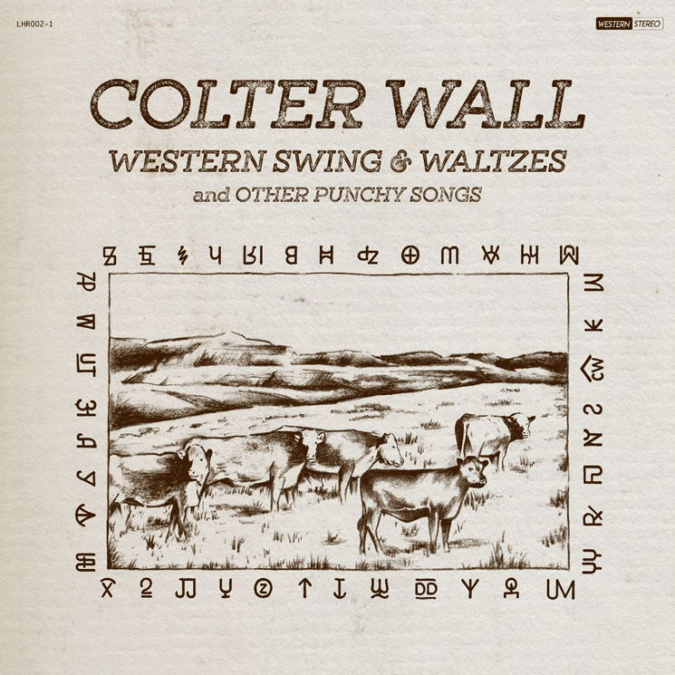 Colter Wall Proves Himself One of Country Music's Most Promising Up-and-Comers on 'Western Swing & Waltzes and Other Punchy Songs'