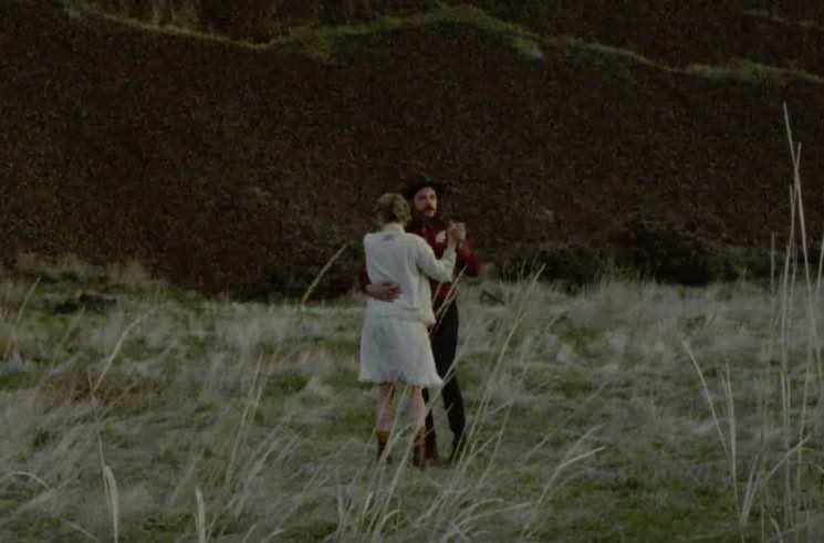 Wake Owl's Colyn Cameron Premieres 'Hallucinations' Video