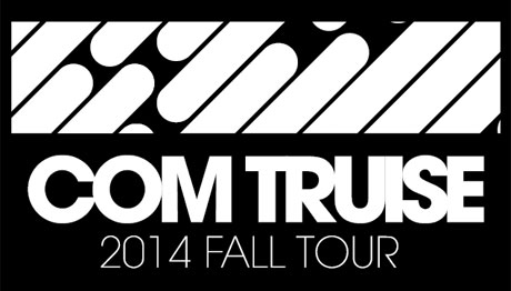 Com Truise Rolls Out North American Fall Tour, Presses 'In Decay' on Vinyl