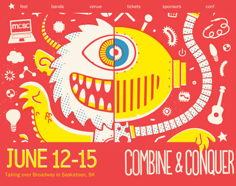 Saskatoon's MoSoFest Gets the Deep Dark Woods, Code Orange Kids, Astronautalis for 2013 Edition