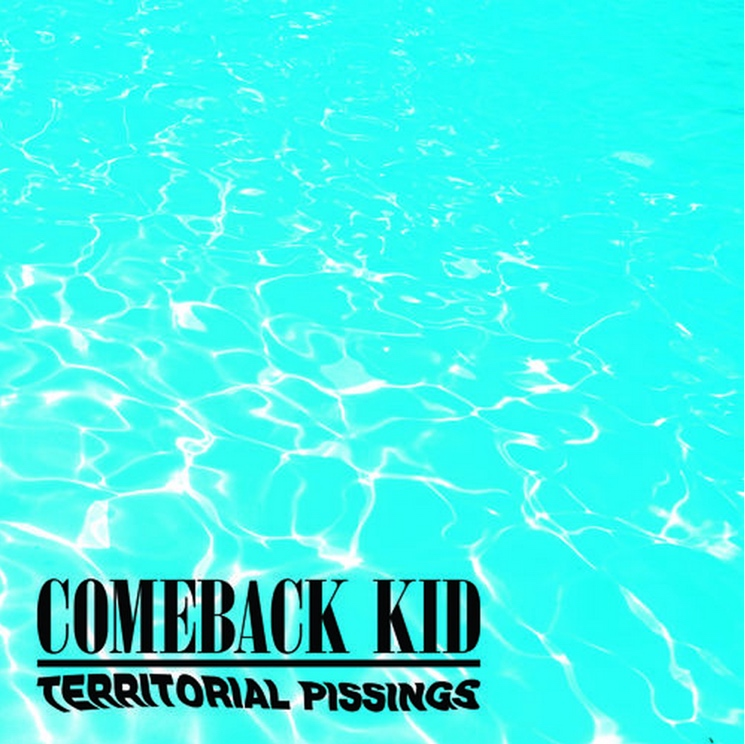 "Comeback Kid ""Territorial Pissings"" (Nirvana cover)"
