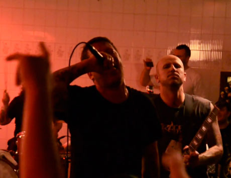 Comeback Kid 'Coastal Frequencies' (live video)