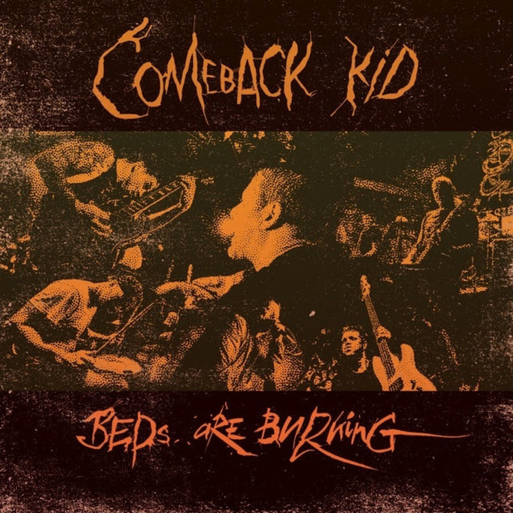 "Comeback Kid Share Cover of Midnight Oil's ""Beds Are Burning"""