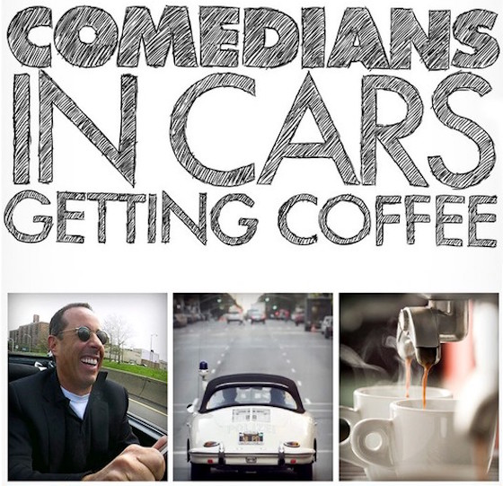 Jerry Seinfeld Sued for Allegedly Stealing Idea for 'Comedians in Cars Getting Coffee'