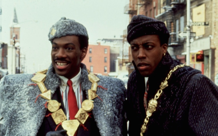 Amazon Has Reportedly Purchased 'Coming 2 America' for $125 Million