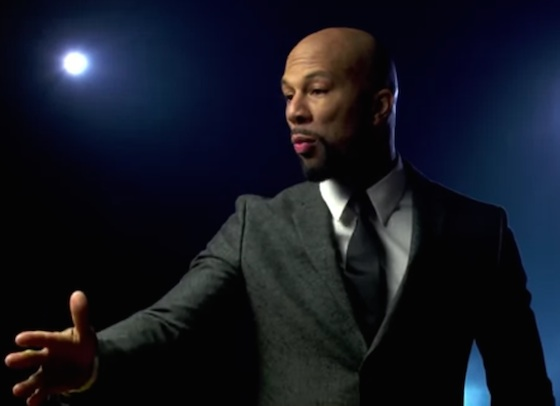 "Common & John Legend ""Glory"" (video)"