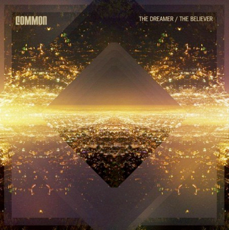 Common Unveils 'The Dreamer, The Believer' Artwork, Tracklist