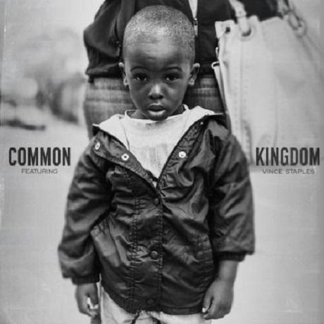 """Common """"Kingdom"""" (ft. Vince Staples)"""