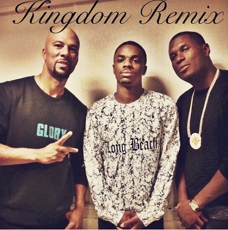"Common ""Kingdom"" (remix ft. Vince Staples & Jay Electronica)"