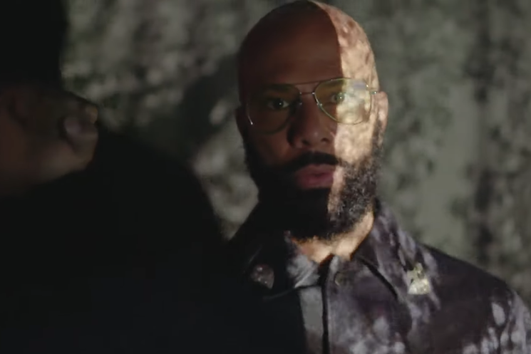 Common, Black Thought and PJ Perform 'Say Peace' on 'Fallon'