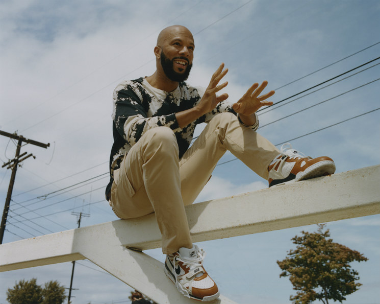 ​Common Learned How to 'Let Love' Lead Before Dropping His New Album