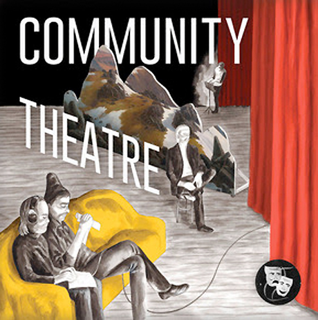 Community Theatre 'Northern Register' (album stream)