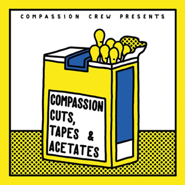 Compassion Crew Compassion Crew Presents: Compassion Cuts, Tapes, and Acetates