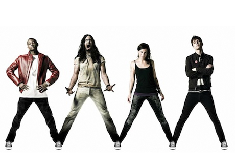 "Andrew W.K., Matt & Kim and Soulja Boy ""I'm a Goner"""