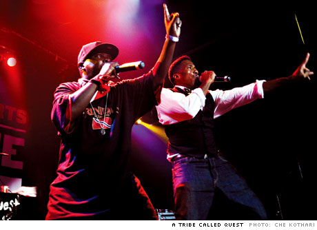 A Tribe Called Quest / Rhymefest / Consequence / The Procussions Kool Haus, Toronto ON - September 17, 2006
