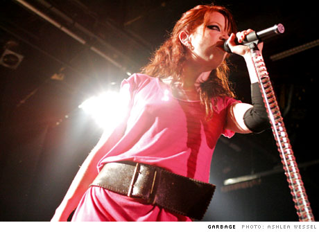 Garbage / The Dead 60's Kool Haus, Toronto ON - April 25, 2005