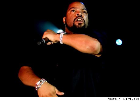 Ice Cube Kool Haus, Toronto ON - August 19, 2006