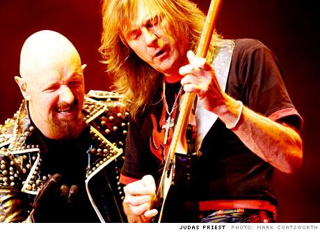 Judas Priest / Queensrÿche Molson  Canadian Amphitheatre, Toronto ON - June 5, 2005