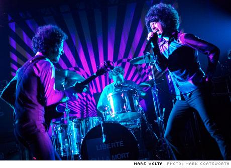 The Mars Volta Koolhaus, Toronto ON - May 13, 2005