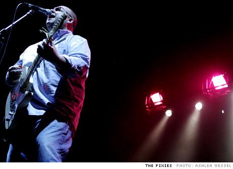 Pixies / Weezer Molson  Canadian Amphitheatre, Toronto ON - July 9, 2005