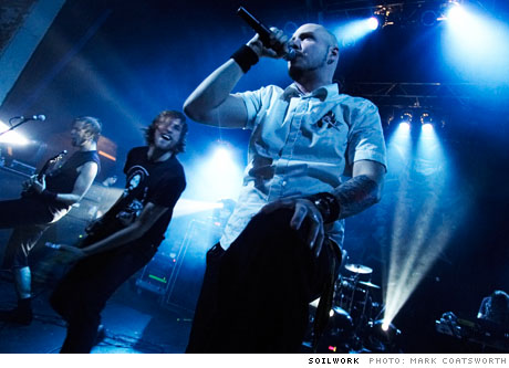 Soilwork / Dark Tranquillity / Hypocrisy / Mnemic The Opera House, Toronto ON - May 5, 2005