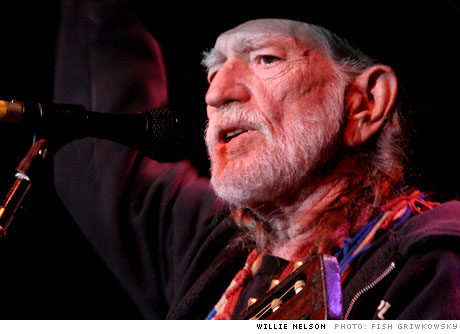 Willie Nelson Rexall Place, Edmonton AB - July 16, 2005