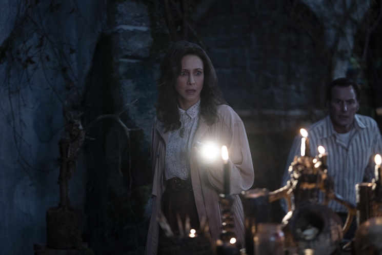 'The Conjuring: The Devil Made Me Do It' Is Entertaining Despite a Disappointing Lack of Haunted Toys Directed by Michael Chaves